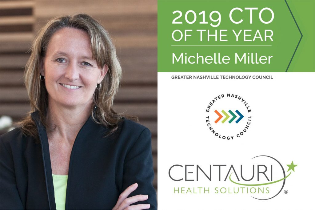 2019 CTO of the year