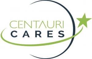 Centauri Cares Logo