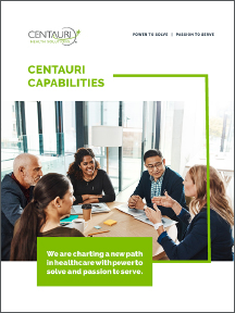 Cover of Centuari Overview brochure - click to open PDF